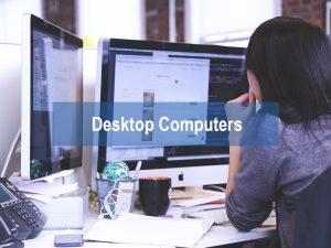 desktop-computers-blue-light-source