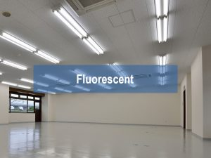 fluorescent-blue-light-source