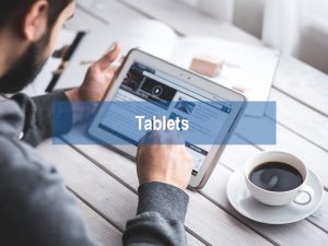 tablets-blue-light-source
