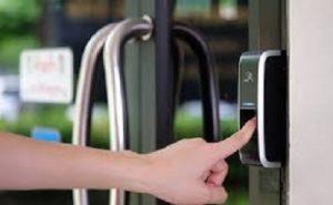 Biometric doorlock