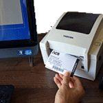 Visitor Pass Printing