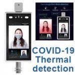 Thermal & Biometric Reader for Covid-19